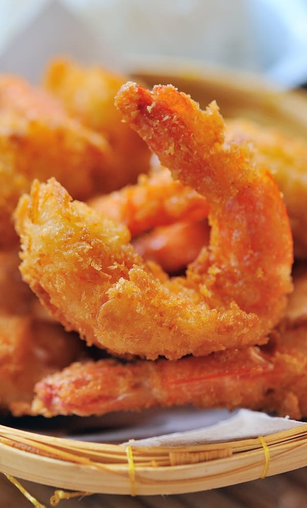 best fried shrimp in wine recipe
