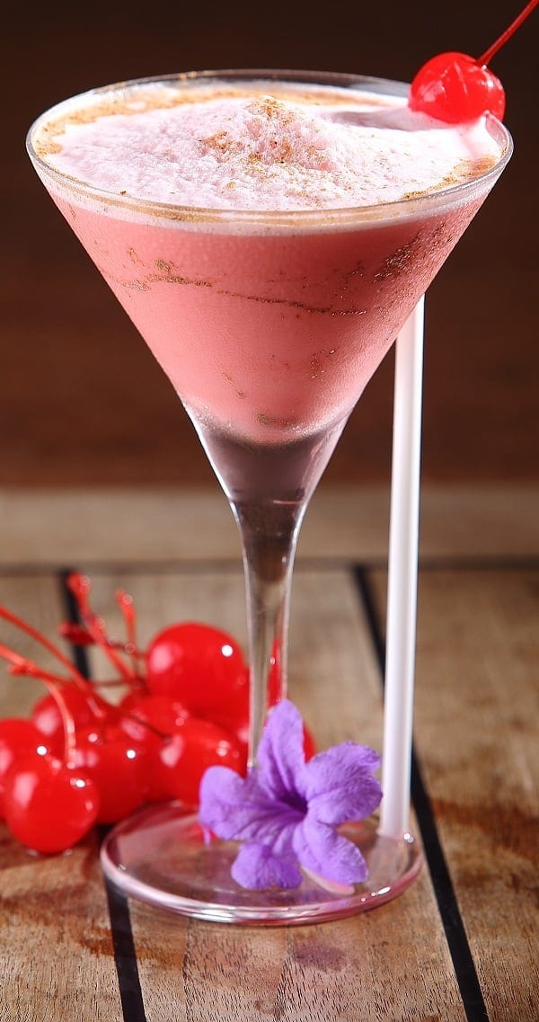 strawberry coconut cream liqueur