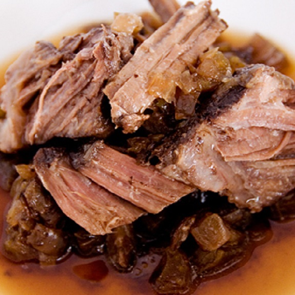 slow cooker coffee pot roast