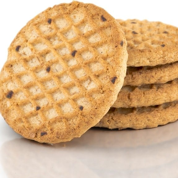 baked oatmeal wafers