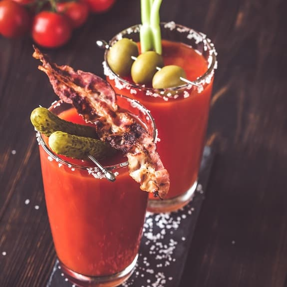 The Best Bloody Mary Mix - Magic Skillet