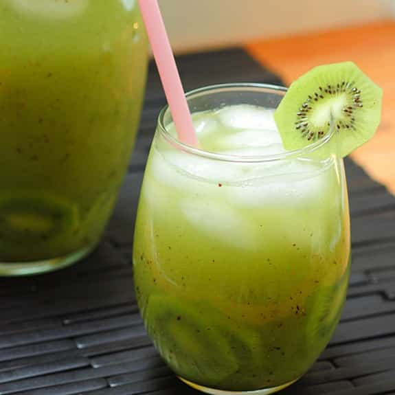 kiwi cucumber cocktail