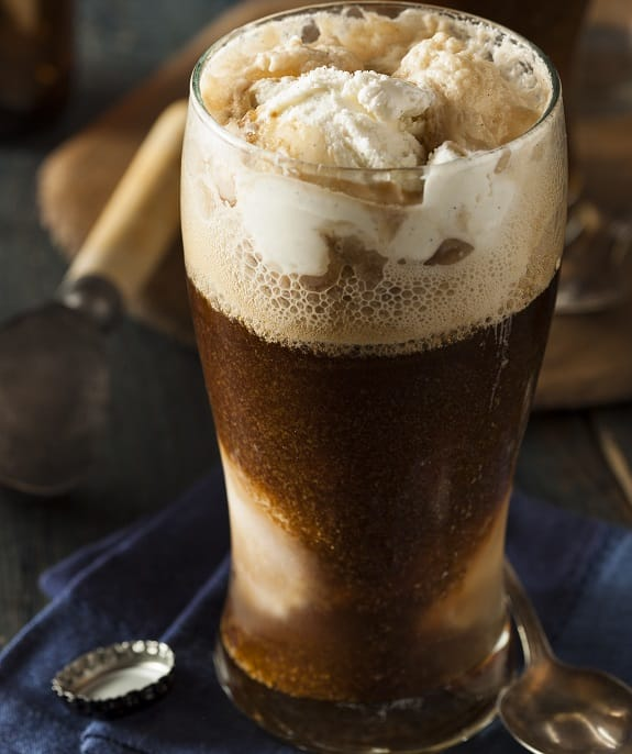 guinness beer float