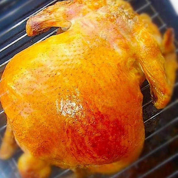 oven roasted bourbon chicken