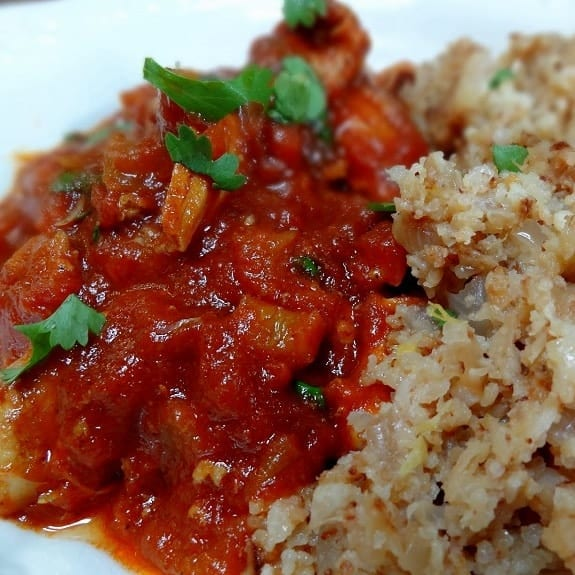 slow cooker chicken stew with couscous