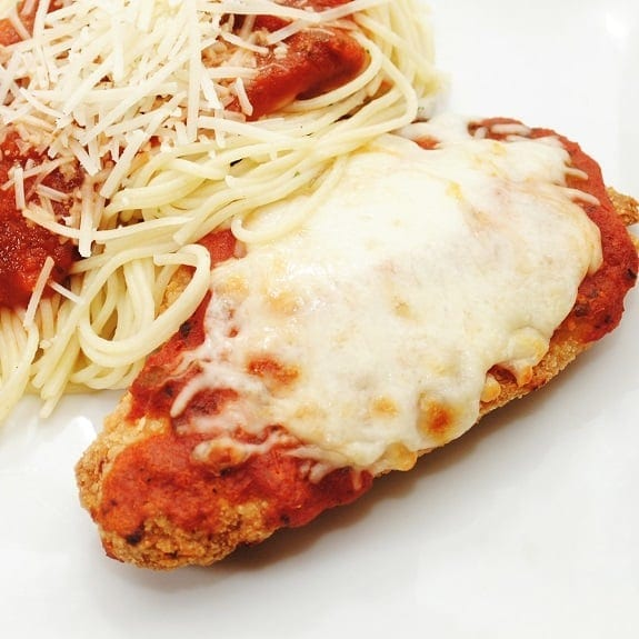 Baked Chicken Breast Parmesan Recipe - Magic Skillet