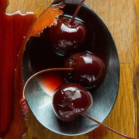 best brandied cherries recipe
