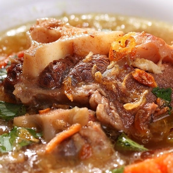 traditional vegetable oxtail soup recipe