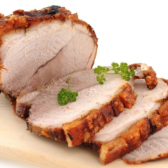 Oven Cooked Pork Loin Roast Recipe