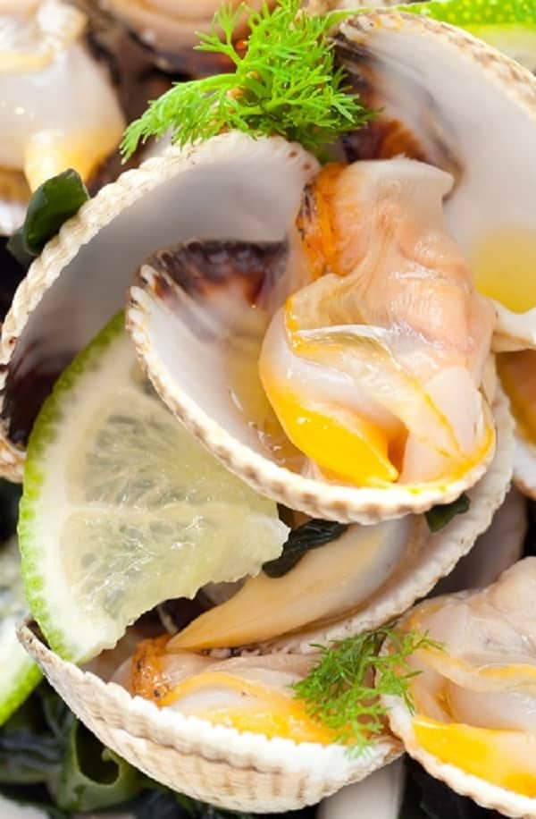 Butter Italian-style clams recipe #seafood #healthy #clams #recipes #easy #homemade #dinner