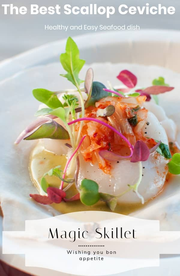 scallop ceviche recipe