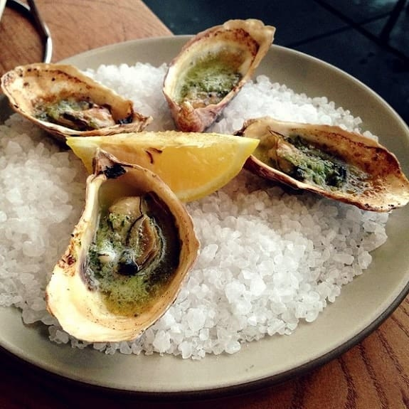 oven baked oysters recipe