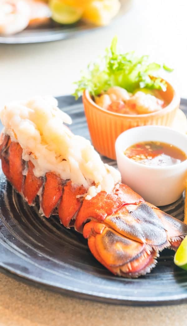 best broiled lobster tail recipe