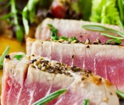 best grilled tuna steak recipe