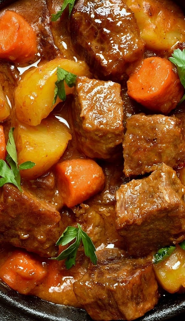 slow cooker beef stew ole recipe