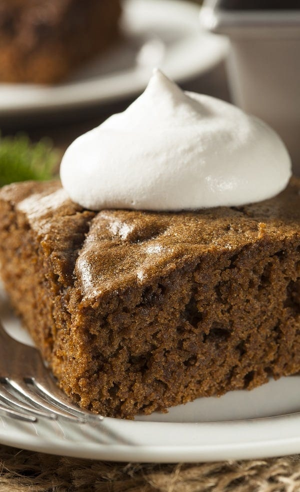 slow cooker easy gingerbread recipe