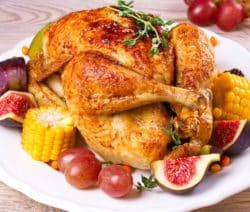 baked stuffed whole chicken recipe