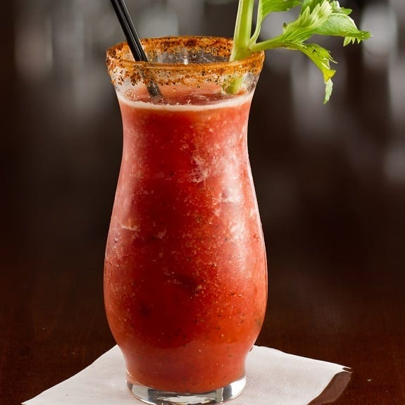 alcoholic cocktail bloody mary recipe