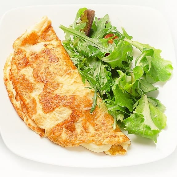 cheese omelet recipe