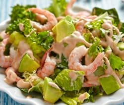 shrimp salad (ensalada de camaron) recipe
