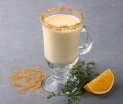 orange cream liqueur