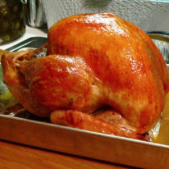 oven roasted turkey
