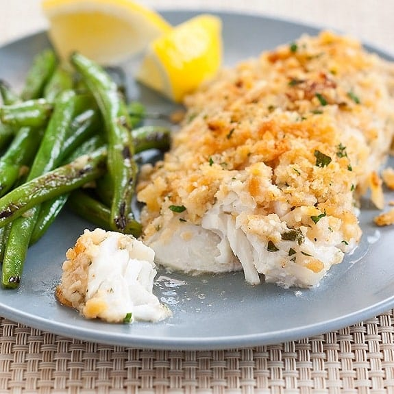 Oven Baked Haddock | Magic Skillet