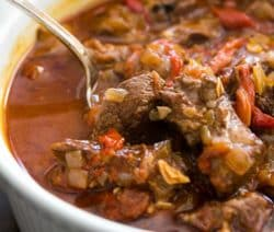 easy paprika lamb stew recipe