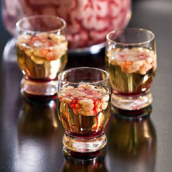 brain hemorrhage shooter