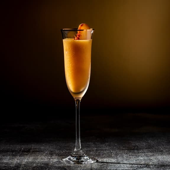 peach crush cocktail