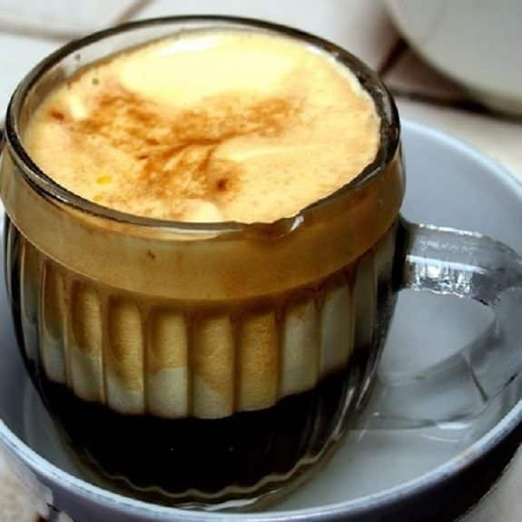 traditional scandinavian egg coffee recipe
