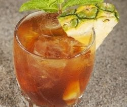 easy island wedge cocktail recipe