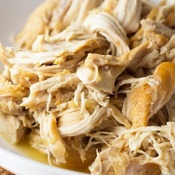 slow cooker honey-lime chicken recipe