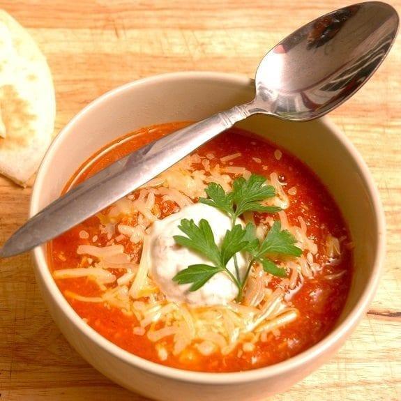 mexican habanero tomato soup recipe