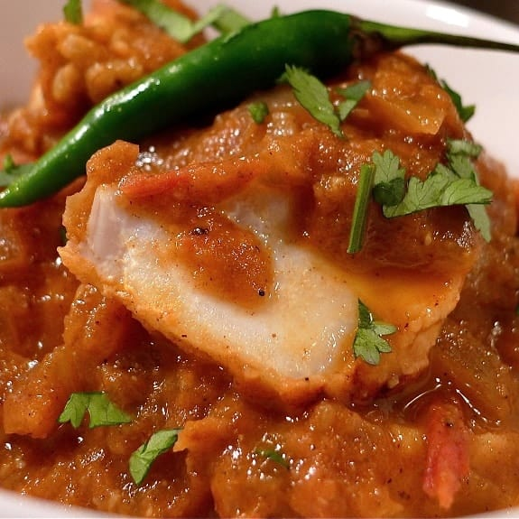 pressure cooker spicy tomato swordfish steaks