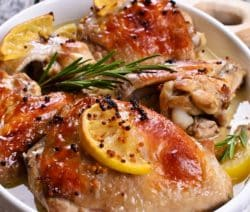 easy oven-baked chicken recipe