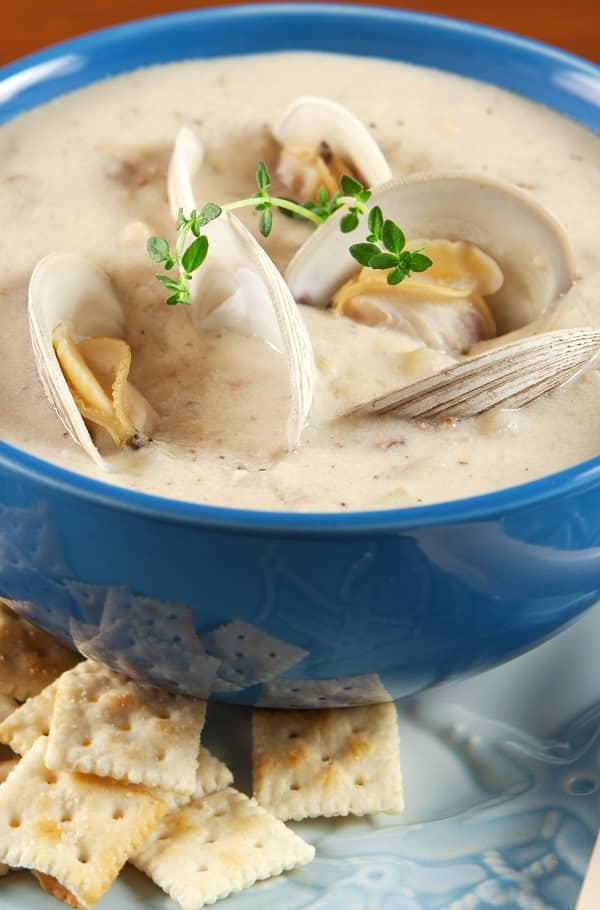 Pressure cooker creamy mustard clams. Clams with creamy mustard sauce and capers cooked in a pressure cooker. Very easy and tasty! #pressurecooker #instantpot #clams #seafood #dinner #creamy #delicious #homemade