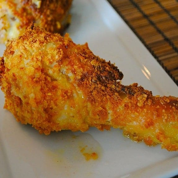 baked breaded creamy chicken recipe