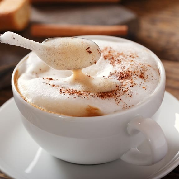 best instant homemade cappuccino recipe
