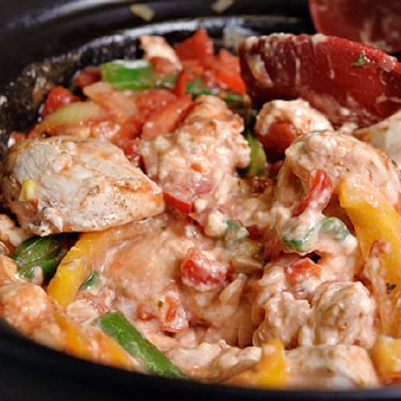 easy crockpot chicken stew recipe