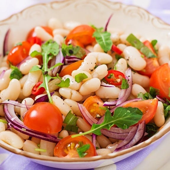 white bean salad recipe
