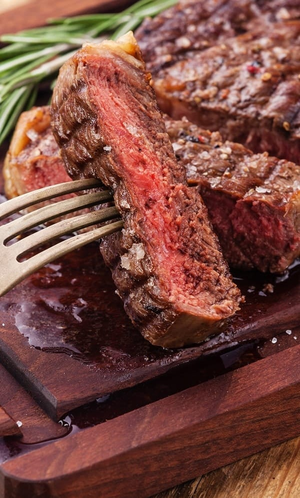 best grilled beef steak recipe