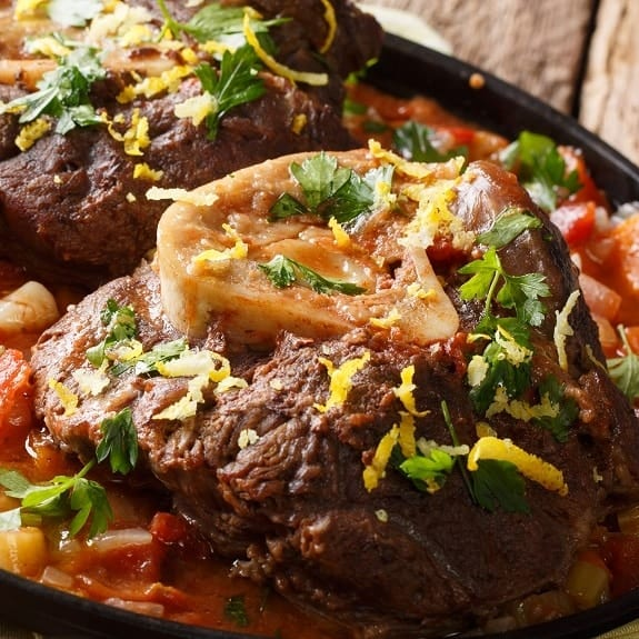 classic veal osso bucco recipe