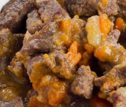 electric instant pot beef stew recipe