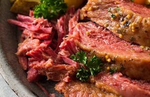 crock pot guinness corned beef recipe