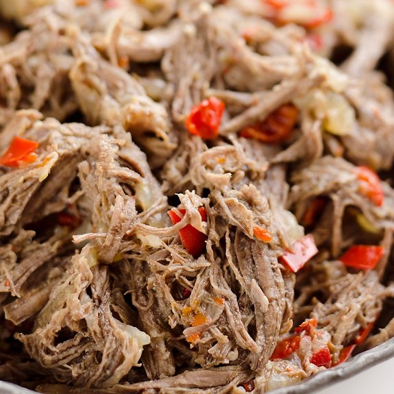 instant pot shredded beef recipe