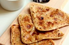 classic whole wheat roti recipe