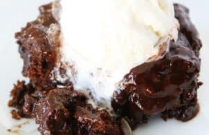 slow cooker chocolate pudding cake recipe