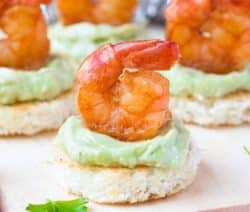 easy shrimp avocado appetizer recipe