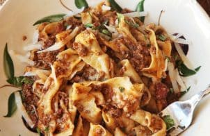 pressure cooker traditional pasta bolognese recipe